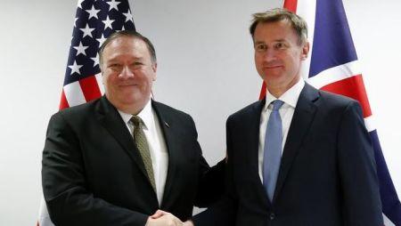 美国国务卿将原定5月13日访问莫斯科的行程延后一天,前往布鲁塞尔和欧盟官员讨论伊朗问题。